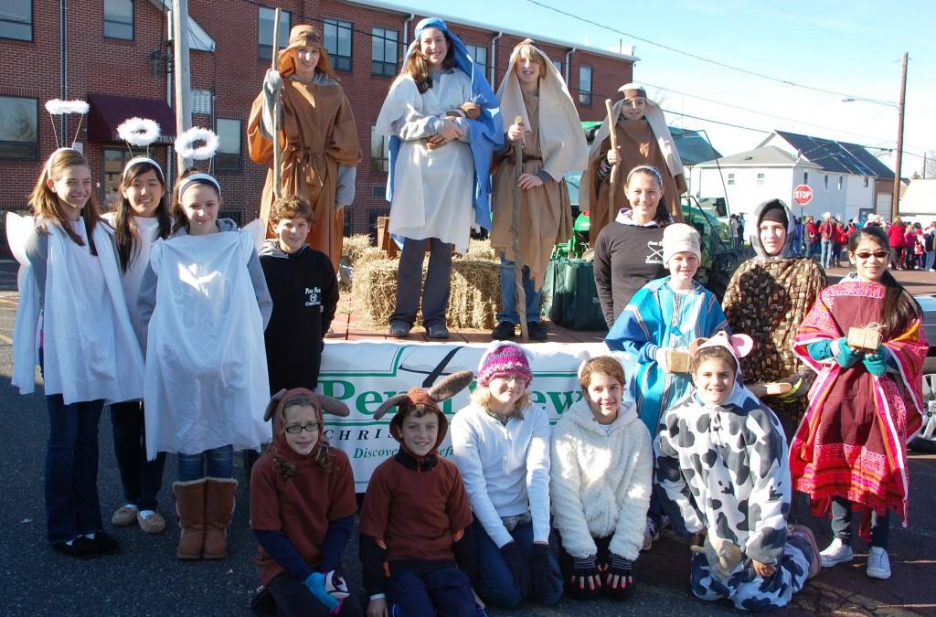 2011 Souderton Christmas Parade