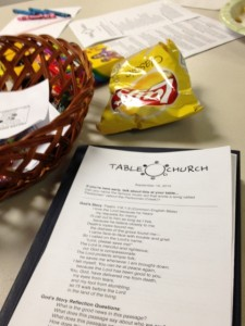 Table Church 4
