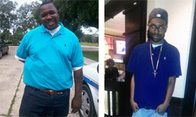 Alton Sterling, Philando Castile (photo courtesy of Castile family)