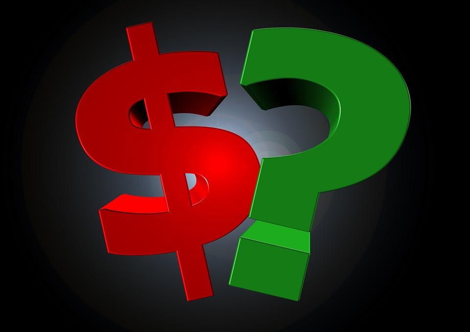 dollar-questionmark